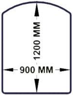 1200x900 chair mat